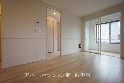 【居間・リビング】ラ・グラシューズⅡ