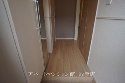 【玄関】ラ・グラシューズⅠ