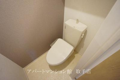 【トイレ】ラ・グラシューズⅠ
