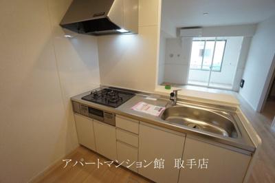 【キッチン】ラ・グラシューズⅠ