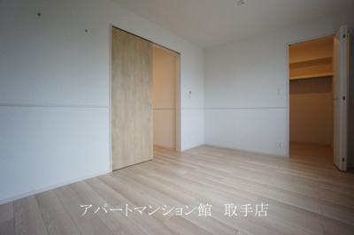 【寝室】ラ・グラシューズⅠ