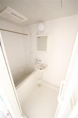 【浴室】エルミタージュ難波南Ⅵ