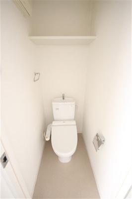 【トイレ】エルミタージュ難波南Ⅵ