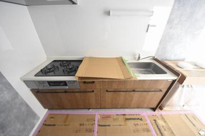 【キッチン】竹の塚ロジュマン