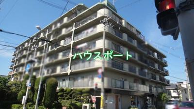 JR 丹波口駅徒歩7分