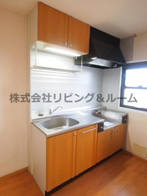 【キッチン】プリモメゾン