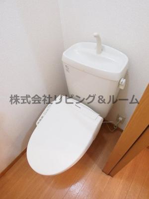 【トイレ】プリモメゾン