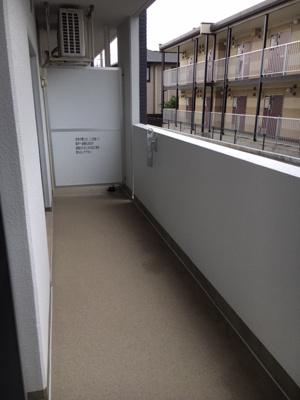 【バルコニー】新前橋駅 箱田町 3階建