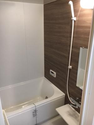 【浴室】新前橋駅 箱田町 3階建