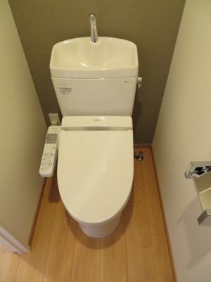 【トイレ】フローラ荘園