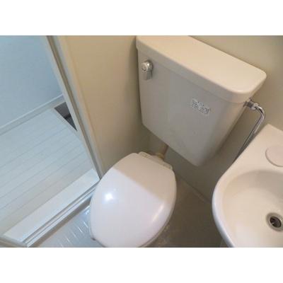 【トイレ】アルゴ西新井