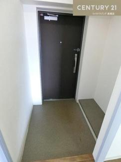 下駄箱などを置いても十分なスペースを確保できそうですよね。