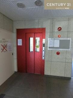 【その他共用部分】白川高層住宅8号棟