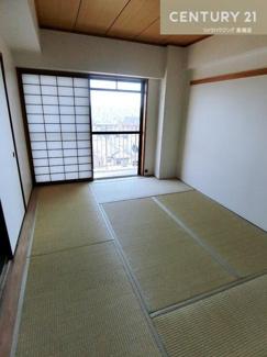 【和室】白川高層住宅8号棟
