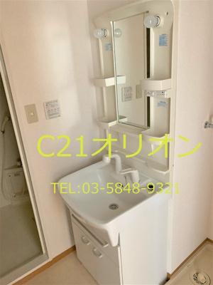 【洗面所】サンライズ・モリタビル