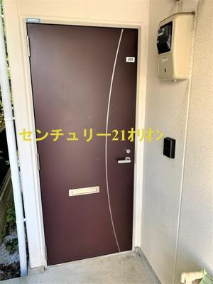 【玄関】シーエス鷺宮(サギノミヤ)