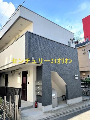 【外観】シーエス鷺宮(サギノミヤ)