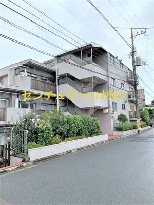 【外観】キャニオンマンション上鷺宮