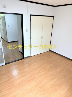 【玄関】フォーブル睦美(ムツミ)