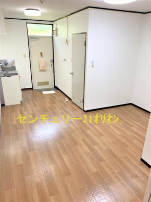 【居間・リビング】フォーブル睦美(ムツミ)