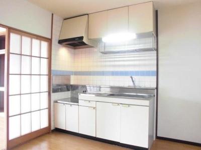 【キッチン】ニューマリッチ石川壱号館