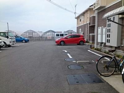 【駐車場】LinoコートⅠ