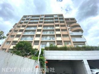 【パレ北武庫之荘3壱号棟】地上10階建 総戸数42戸 ご紹介のお部屋は5階部分南東角部屋です♪