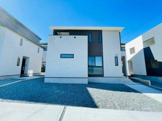 【外観】伊豆の国市吉田 新築戸建 B号棟