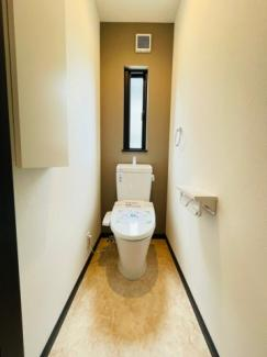 【トイレ】伊豆の国市吉田 新築戸建 C号棟