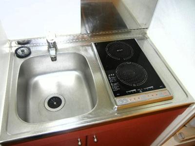 【キッチン】レオパレスプルケリマ
