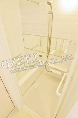 【浴室】越谷シティハウス7号棟