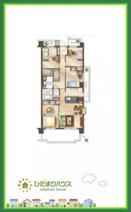見沼区春野3丁目 中古マンション プロムナード大宮春野弐番館の画像