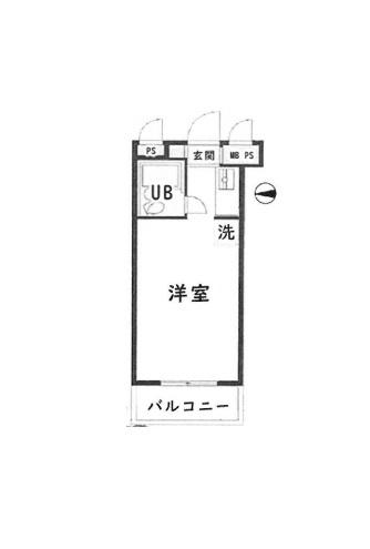 【区画図】中村橋ダイカンプラザ
