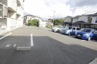 【駐車場】アムールC