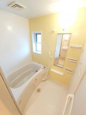 【浴室】ノースフィオーレRK
