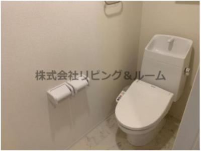【トイレ】ピュアグレースⅡ