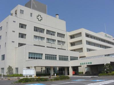 鹿島労災病院まで1,710m