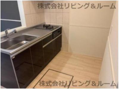 【キッチン】ピュアグレースⅡ