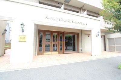 【エントランス】ラナップスクエア新大阪