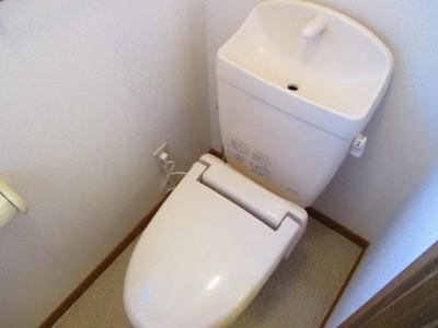 【トイレ】グリーン・スクエアC