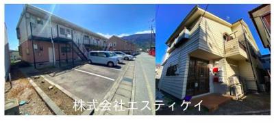 【外観】グリーンシャトー2番館・ゲーミングハウス(2棟)