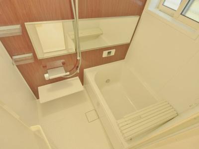 【浴室】エルマーナ B棟