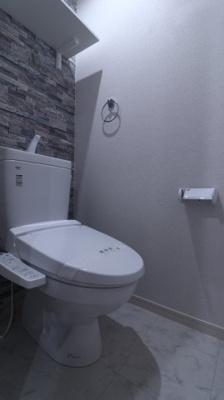 【トイレ】ジニアス・エス