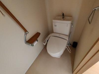 【トイレ】メゾン中野