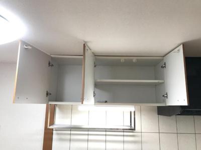 キッチン釣り戸棚