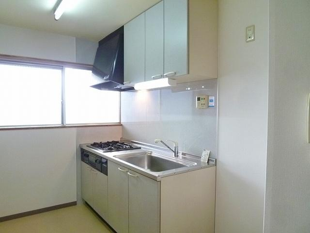 【キッチン】ふじマンション(フジマンション)