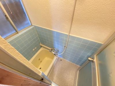 【浴室】日下町4丁目貸家