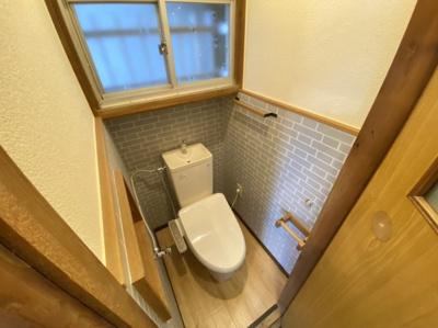 【トイレ】日下町4丁目貸家