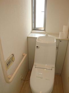 【トイレ】杉並区和泉3丁目 中古戸建