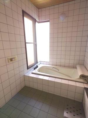 【参考写真】ゆったりとしたお風呂